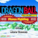 Dragon Ball - Fierce Fighting Screenshot