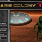 Mars Colony TD Screenshot