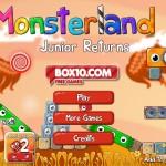 Monsterland 3 - Junior Returns Screenshot