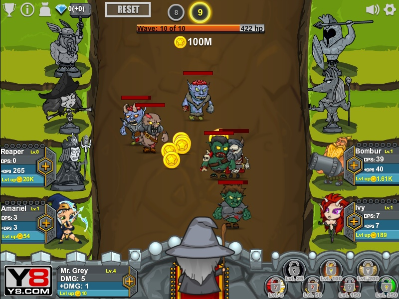 epic clicker saga of middle earth hacked cheats