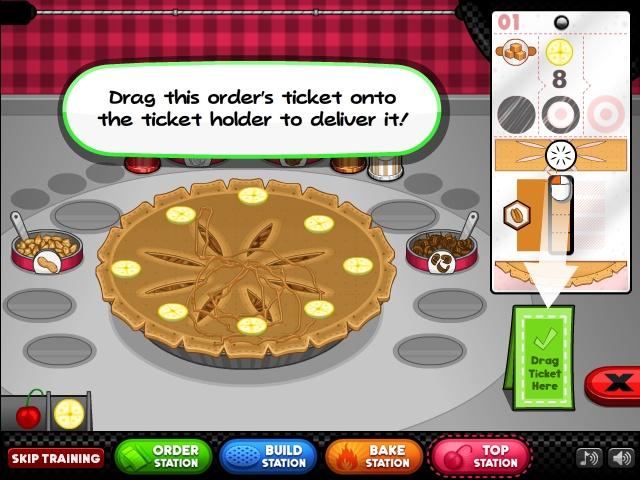 papas bakeria game