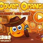 Cover Orange Journey. Wild West Screenshot