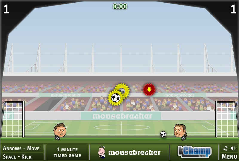 Head Soccer 2, Play Soccer Game Online