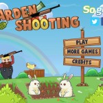 Garden Shooting Screenshot