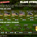 Blade Striker Screenshot