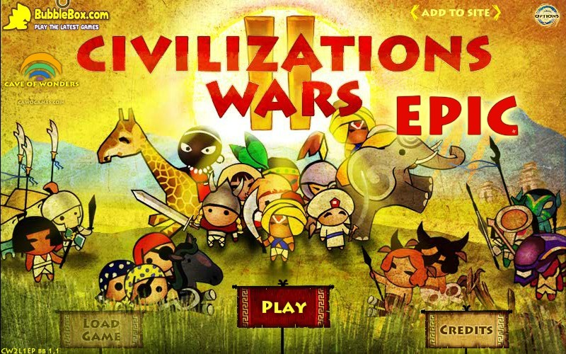 Civilizations wars 2 epic hacked cheats hacked online games