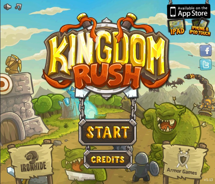 Kingdom Rush: The Heroes Hacked / Cheats - Hacked Online Games