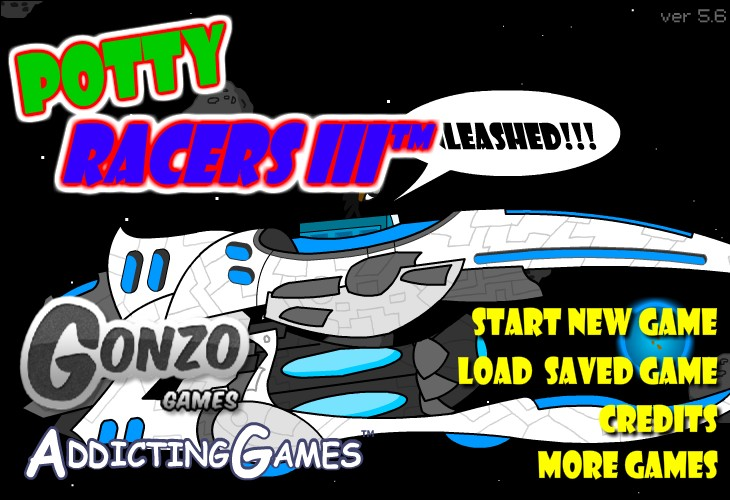 play free game potty racers 4 hacked