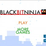 Black Bit Ninja Screenshot