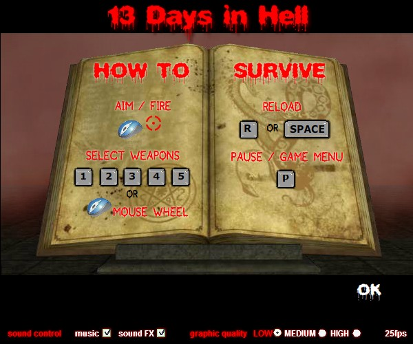 13 days in hell hacked cheats hacked online games