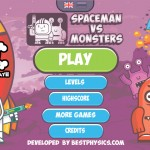 Spaceman Vs. Monsters Screenshot