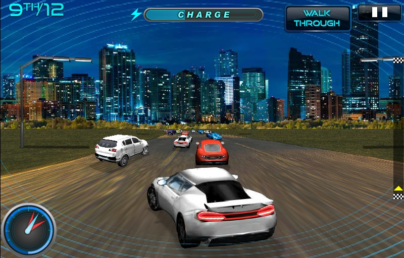 addicting car games  Electric Racing Hacked / Cheats - Hacked Online Games