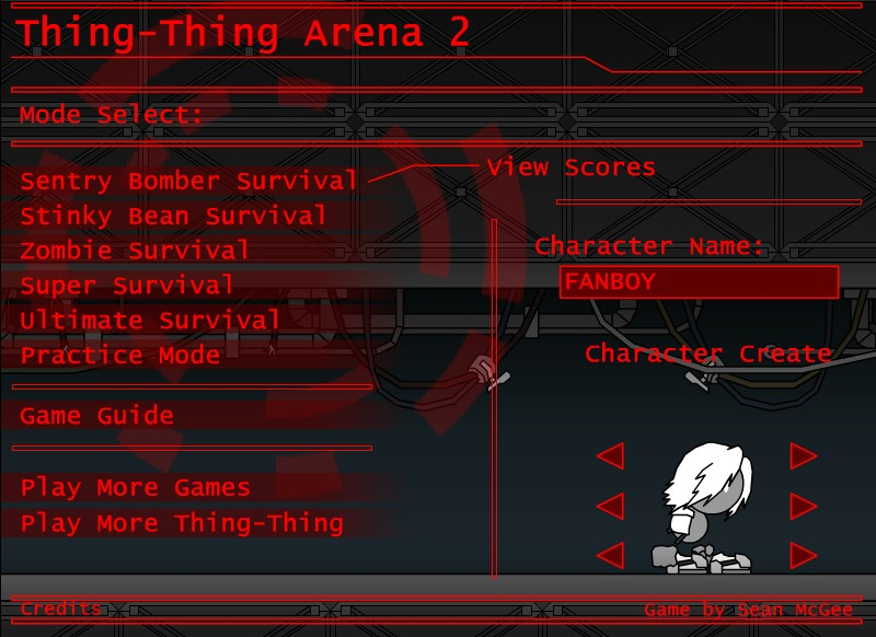 Thing thing arena 2 hacked cheats hacked online games