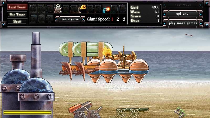 Tower Defense Games - Free Online Tower Defense Games