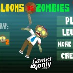 Balloons vs Zombies 3 Screenshot