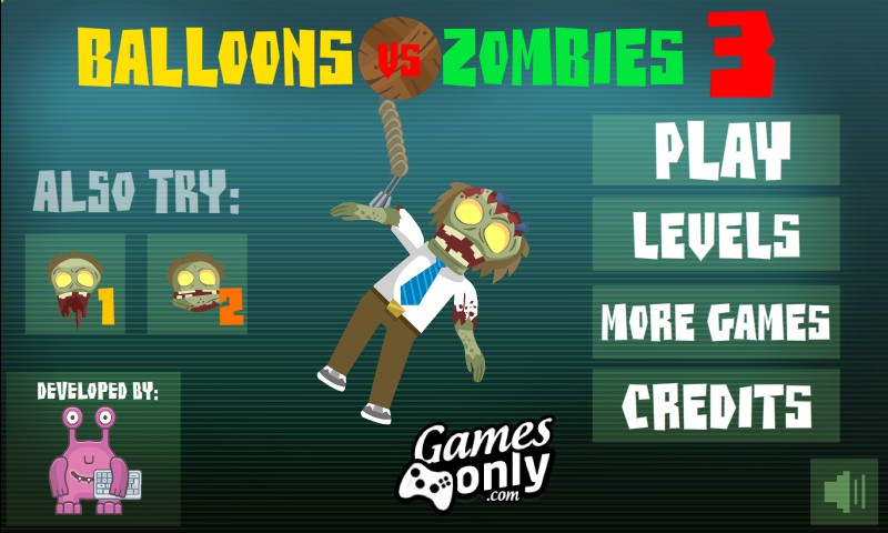 balloons vs zombies 3 hacked cheats hacked online games