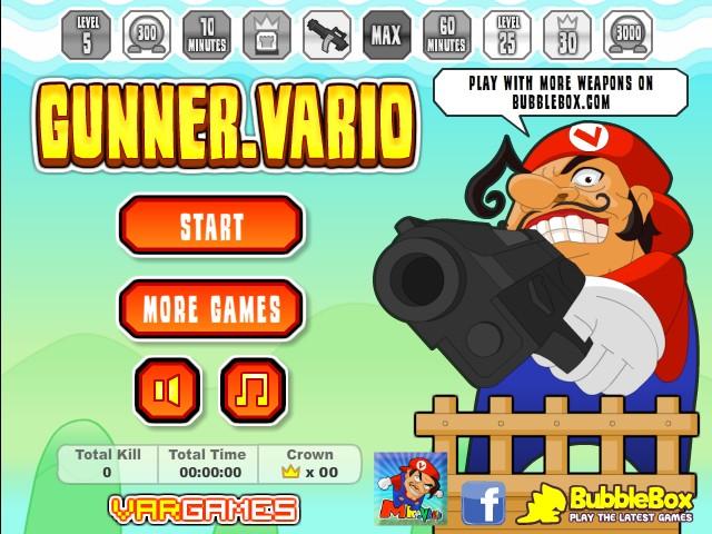 Play Gunner Vario Hacked