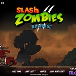 Slash Zombies Rampage 2 Screenshot