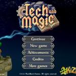 Tech and Magic Screenshot