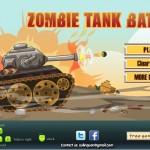 Zombie Tank Battle Screenshot