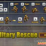 Military Rescue Screenshot