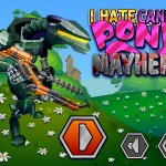 I Hate Candy 2 - Pony Mayhem Screenshot