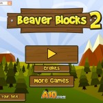 Beaver Blocks 2 Screenshot