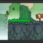 Marly - The Epic Gecko Screenshot