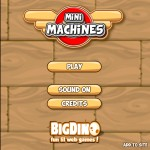 Mini Machines Screenshot
