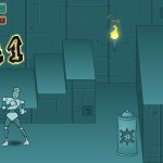 TriBot Fighter Screenshot