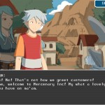 Crystal Story Screenshot