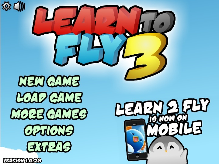Learn to Fly 2 - Best Flying Game Of All Time!