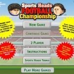 Sports Heads - Football Championship Screenshot