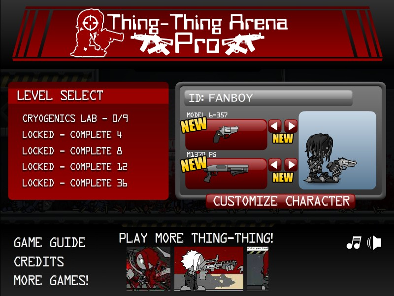 Thing Thing Arena 2 Hacked Cheats