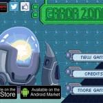 Error Zone Screenshot