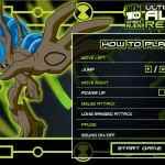 Ben 10 Ultimate Alien Rescue Screenshot