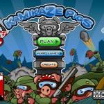Kamikaze Pigs Screenshot