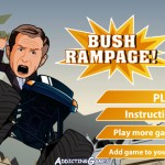 Bush Rampage Screenshot