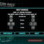Neon Race Screenshot