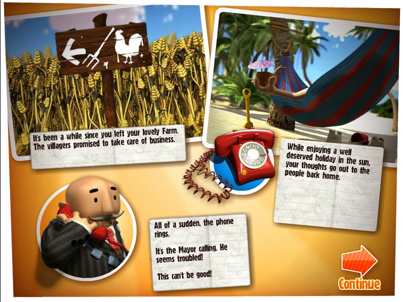 Farm village games online free