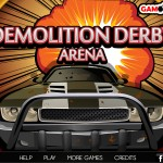 Demolition Derby Arena Screenshot