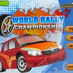 World Rally Championship Screenshot