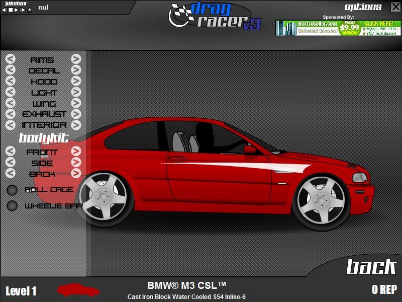 Drag Racer V3 Hacked / Cheats - Hacked Online Games