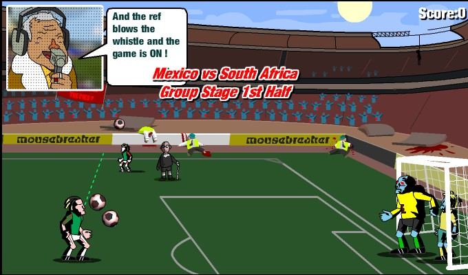 Puppet Soccer Champions - Play Puppet Soccer Champions on ...