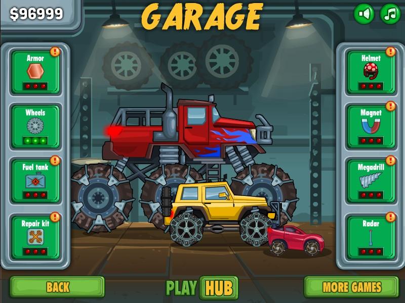 Playhub Car Games