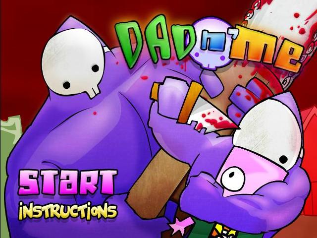 dad n me game