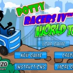 Potty Racers 4 Screenshot
