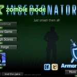 Insectonator: Zombie Mode Screenshot