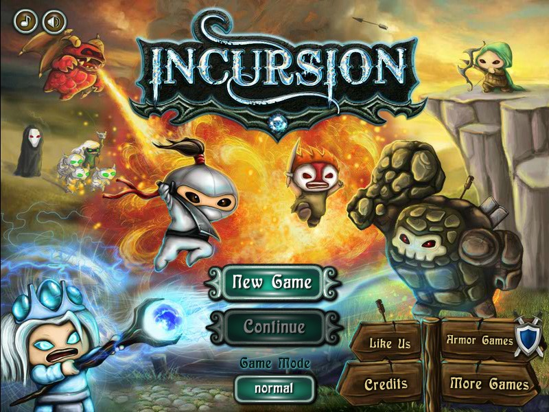 Incursion 2 the artifact strategy games play free games online at armor games