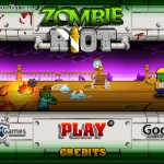 Zombie Riot Screenshot